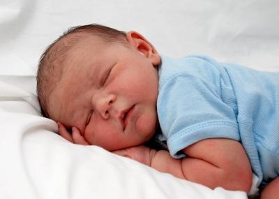 sleepingCalvin