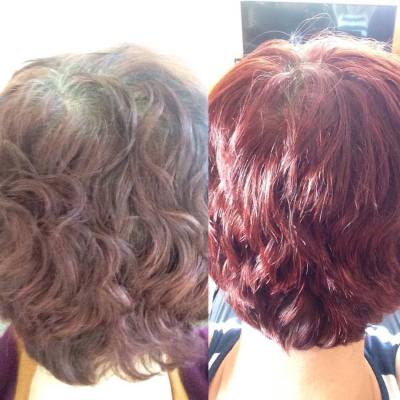 chemo-curls